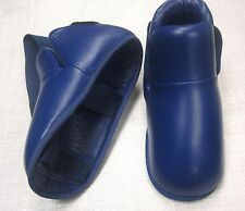 Martial Arts Kick Boxing Shoes Brand New Blue Size XS