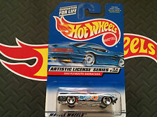 Hot Wheels 1970 PLYMOUTH BARRACUDA ARTISTIC LICENSE SERIES