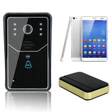 Home Security Wireless WiFi Remote Video Door Phone Doorbell Rainproof Camera US