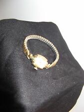 Vtg Women's ELGIN Mechanical Gold Filled Wrist Watch - NON FUNCTIONAL From 50's