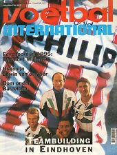 V.I. 1995 nr. 02 - EDWIN VAN DER SAR/PSV/CANIGGIA/REAL MADRID-BARCELONA