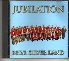 (CR721) Jubilation, Rhyl Silver Band - CD