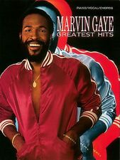 Marvin Gaye Greatest Hits Sheet Music Piano Vocal Guitar Songbook NEW 000306145