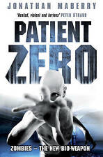 Patient Zero, By Maberry, Jonathan,in Used but Acceptable condition
