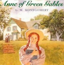 Anne of Green Gables Audio Book  MP3 Book 1 of the Series By L M Montgomery