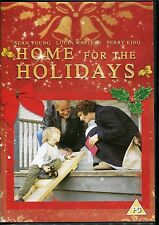 HOME FOR THE HOLIDAYS - CHRISTMAS DVD, SEAN YOUNG, LUCIA WALTERS, PERRY KING