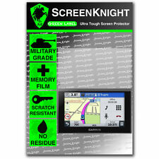 ScreenKnight Garmin Nuvi 2519LM SCREEN PROTECTOR invisible military shield