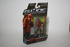 GI JOE Rise of Cobra Figure – Crimson Neo-Viper – Free Shipping