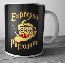 Espresso Patronum Coffee Mug, Tee Cup, Gift For Harry Potter Fans and Lover