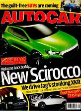 AUTOCAR - 30 August 2006 - New Scirocco