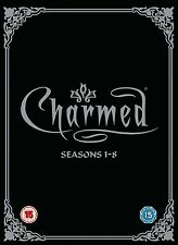 Charmed: The Complete Season (Series) 1 2 3 4 5 6 7 & 8 Collection Box Set | DVD