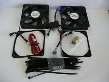 New Motorcycle or dirt bike duel fan Cooling Kit CRF YZF KXF RMZ SX MX