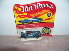 1967 Mattel Hot Wheels Red Line Custom T-Bird In original Package California Sty