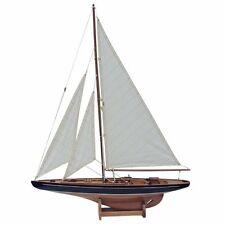 G4161: grandi vele Yacht, J classe yacht, modello uno yacht degli anni 30 anni