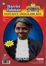 Harriet Tubman Kit Civil War Hero Spy Fancy Dress Up Halloween Costume Accessory