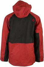 Bonfire Eager Men's Ski/Snowboard Jacket Black/Red RRP £200 Small