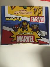 Marvel Heroes Floppets Wearable Collectables 36 Pc Box Great Party Favors!
