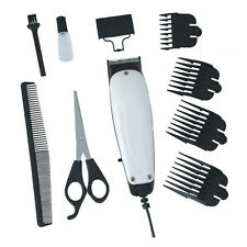 10PC PROFESSIONAL DOG PET GROOMING KIT CLIPPERS ANIMAL HAIR CLIPPER TRIMMER