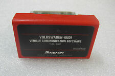 2002 Snap On MT2500 and MTG2500 Scanner VW - AUDI Software Cartridge MT25001302