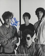 R.E.M GUITARIST MIKE MILLS SIGNED 8X10 PHOTO C W/COA REM BAND LOSING MY RELIGION