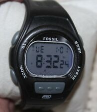 Fossil Digital FSL Sport Watch DQ1138 Silicone/rubber F80/A