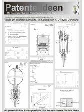 Holzschutz, Lasur, patentierte Technik auf 1600 Seiten