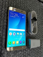 Mint Gold Samsung Galaxy Note 5 N920A AT&T GSM Unlocked 64GB Clean ESN + More ~
