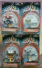 Power Rangers Turbo RESCUE, X-RAY ROBO X-RAY TURBO, ARTILLATRON MEGAZORD SEALED