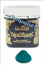 LA RICHE DIRECTIONS SEMI-PERMANENT HAIR COLOUR DYE TUBS ALL COLOURS AVAILABLE