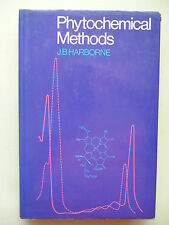 Phytochemical Methods A Guide to Modern Techniques of Plant Analysis 1973 Chemie