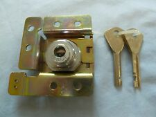 Abloy Lower Lock with 2 keys for GTE Palco Quadrum Payphones Payphone Pay Phone