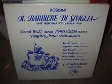 CILLARIO / WEIKL / ROSSINI il barbiere di siviglia ( classical ) - box - SEALED