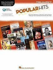 Top Hits Trumpet Sheet Music ~ Miley Cyrus, Train, Beyonce, Coldplay, Lady Gaga!