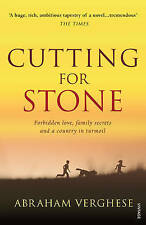 Cutting For Stone, Verghese, Abraham Paperback Book