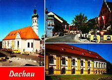 Dachau , Ansichtskarte