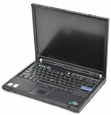 "IBM ThinkPad T60 Core Duo 1.83GHz/1GB RAM/NO HDD/DVD/Wi-Fi 14.1"" Laptop Notebook"