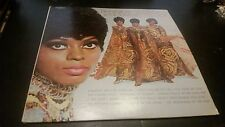 Diana Ross & The Supremes Cream Of The Crop Vinyl Record LP - Motown - R&B