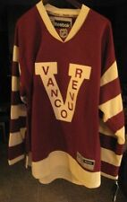 Vancouver Canucks Heritage Classic Millionaires Jersey L by Reebok NHL Hockey