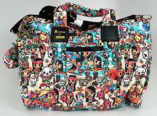 NEW Lesportsac Tokidoki Rondinella Weekender Dolcezza Bag - Hawaii Exclusive