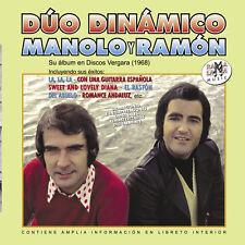 DUO DINAMICO&MANOLO Y RAMON-CD
