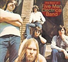 The Best of Five Man Electrical Band * by Five Man Electrical Band (CD,...