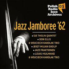 CD JAZZ JAMBORE '62 Polish Radio Jazz Archives 03  KAROLAK MILIAN DON ELLIS