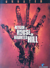 RETURN TO HOUSE ON HAUNTED HILL - VICTOR GARCIA, - DVD - STILL SEALED