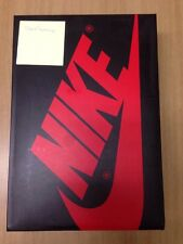 Air Jordan 1 I Retro Black Toe Bred Royal Chicago 2016 SHOE BOX Size 10 - 3 4 11