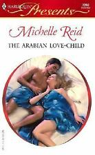 The Arabian Love-Child  (Hot-Blooded Husbands)