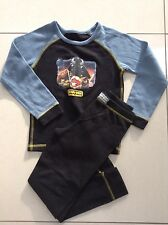Boys Star Wars Angry Birds Pyjamas / Thermals - Aged 6-7 from M&S