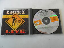 Racer X - Live Extreme Volume II (CD) - Original Roadrunner RR 91422