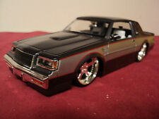 Jada 1987 Buick Regal Grand National 1/24 scale original release used  2003