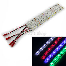 4pcs Waterproof LED Bright Light Strip für Quadcopter X-copter Hexacopter