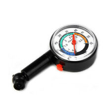Auto Car Motor Bike Vehicle Tire Air Pressure Gauge Dial Meter Vehicle Tester